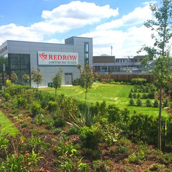 Redrow Marketing Suite – Colindale, London